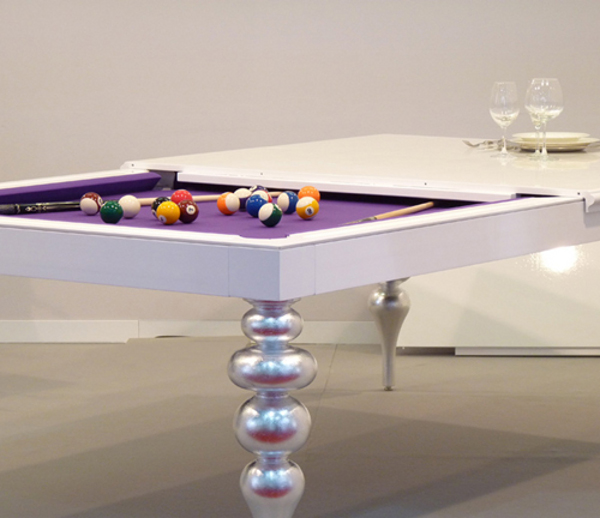 Billiard Dining Tables by MBM Billardi 3 Dine and Play on MBM Billardi Billiard Dining Tables