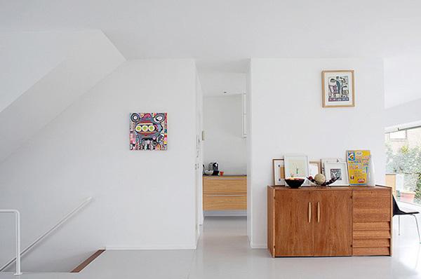 Bilt House 161 An Artist's House, Literally