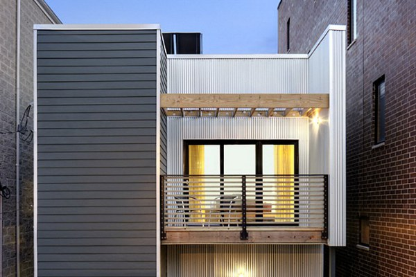 C3 Chicago Prefab is a Cost-Effective and Sustainable Urban Housing Solution 1