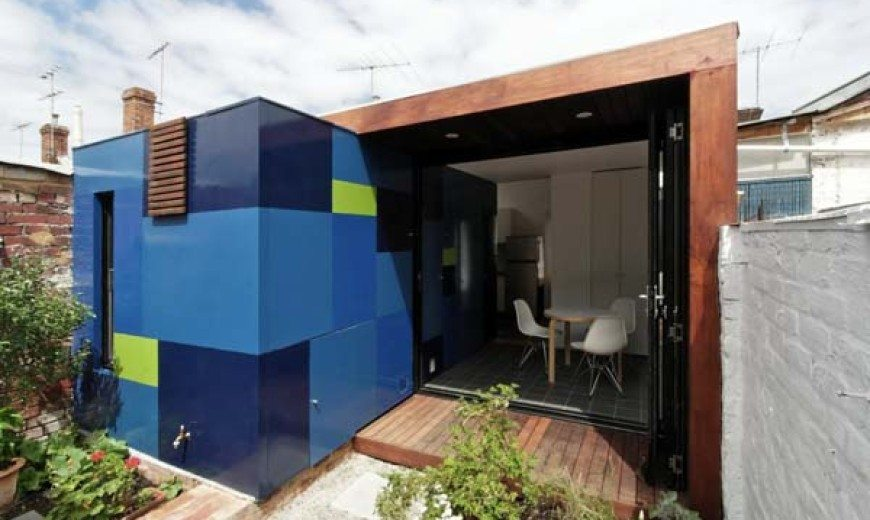 Transforming a residential space: Camelia Cottage