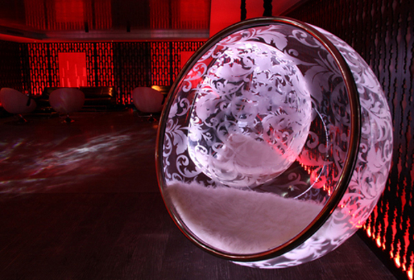 Cool Bubble Chairs by Rousseau 4 For Bubbly Personalities, To Sit Pretty