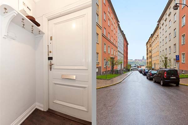 Cozy One Room Apartment With Paned Windows and Parquet Floors 7 Singular Room, We Call it a Home