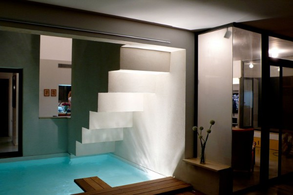 Desert Villa by Uri Cohen Architects 8
