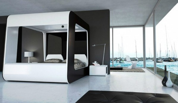 HiCan The Ultimate Luxury Bed 1