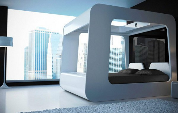 HiCan The Ultimate Luxury Bed 7