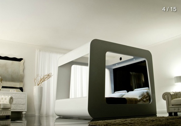 HiCan The Ultimate Luxury Bed 9