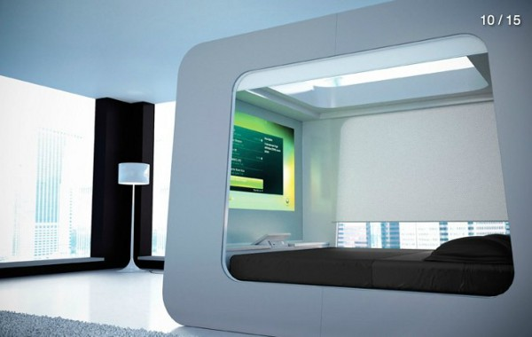 HiCan The Ultimate Luxury Bed2