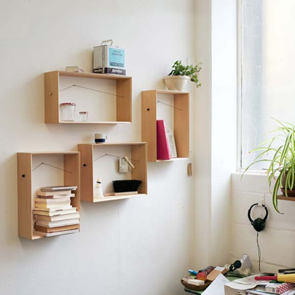 Shelframe by Bahbak Hashemi Nezhad Creative out of the box Shelframe by Bahbak Hashemi Nezhad