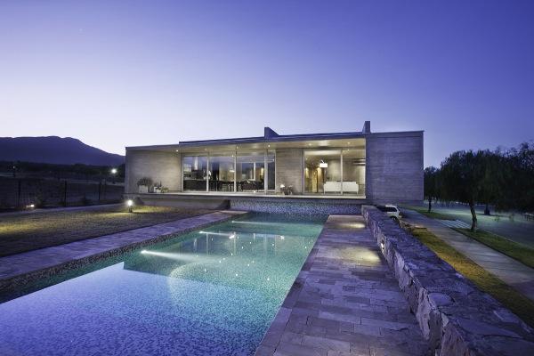 Sobrino House by A4estudio 8