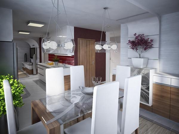 Spacious and Fresh Modern Apartment in Bratislava 10