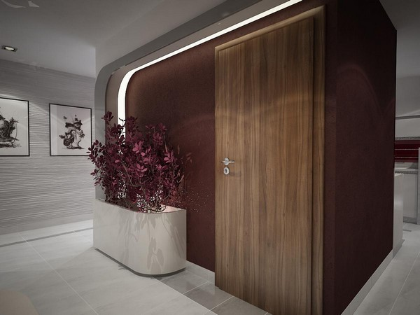 Spacious and Fresh Modern Apartment in Bratislava 4