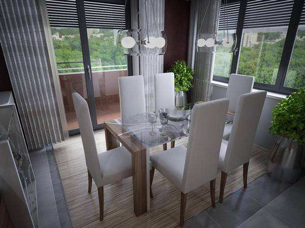 Spacious and Fresh Modern Apartment in Bratislava 9