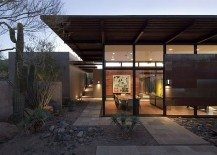 Spacious desert home in Arizona: The Brown Residence