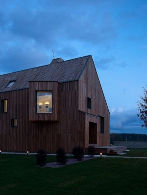 The First Active House in Russia by Polygon Lab 22