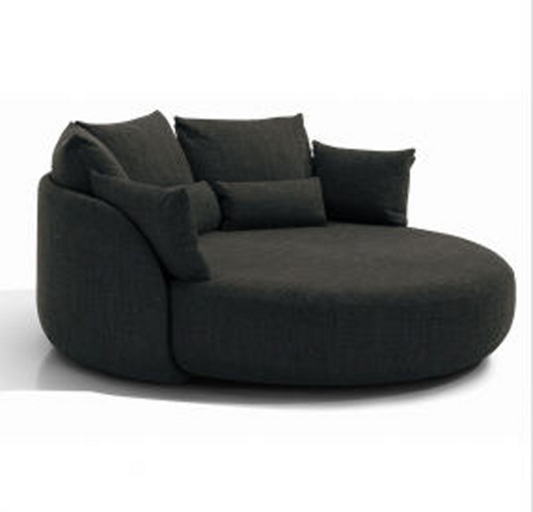 The Missoni Home Round Tiamat 200 Sofa 1 Sit Pretty on Tiamat 200