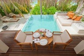Ayada Maldives Resort: Where Beauty and Elegance Merge