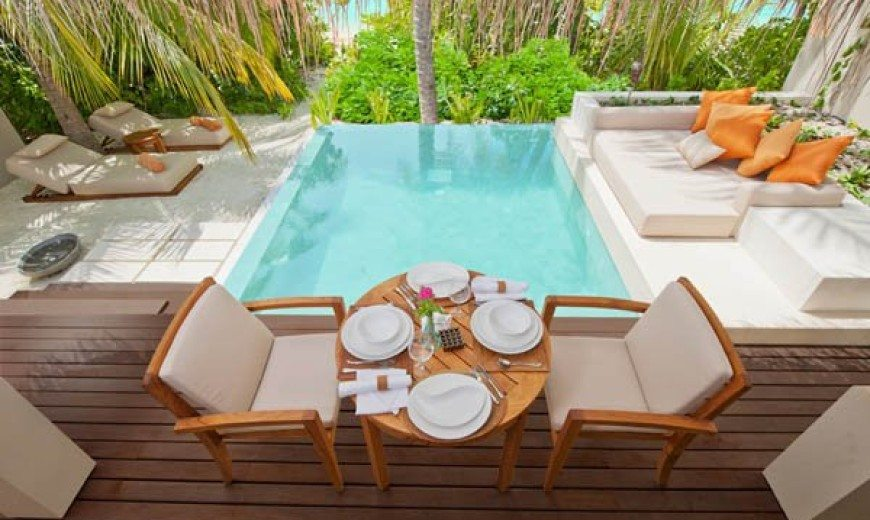 Ayada Maldives Resort: Where Beauty and Elegance Merge