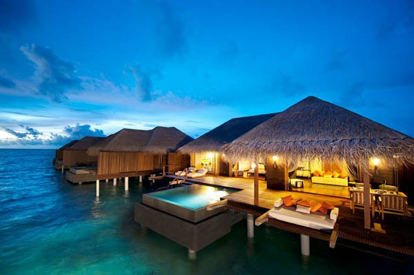 Ultimate Holiday Retreat 16 Ayada Maldives Resort: Where Beauty and Elegance Merge