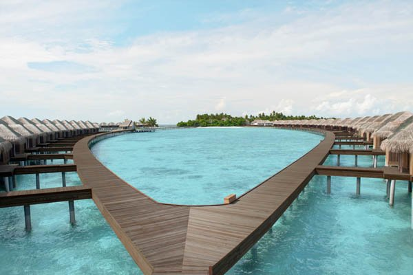 Ultimate Holiday Retreat 5 Ayada Maldives Resort: Where Beauty and Elegance Merge