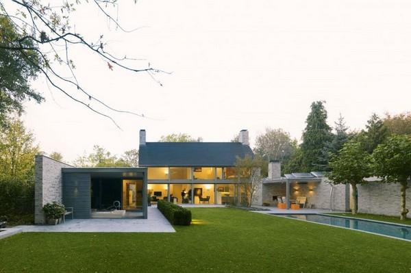 Villa Rotunda In The Netherlands 1