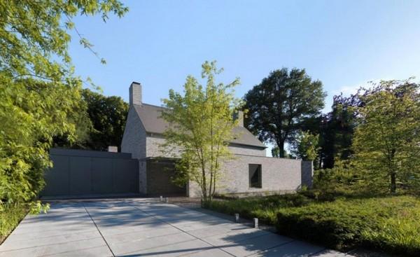Villa Rotunda In The Netherlands 4