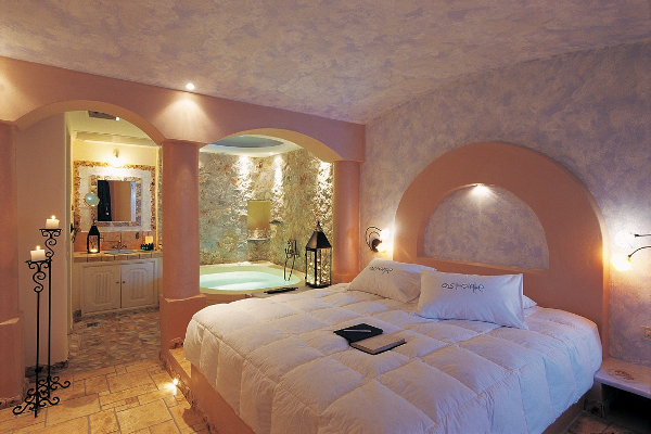 caldera views   Astarte Suites Hotel   Santorini island 4 Santorini Astarte Suites: A Honeymooners Delight