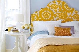 Bargain Headboards That Look Chic