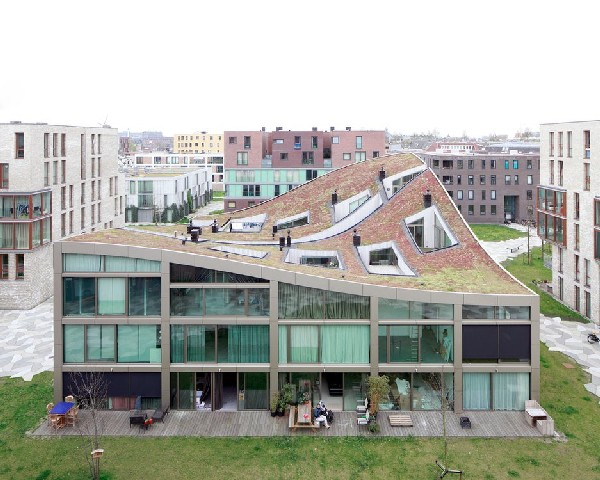 Blok K in Amsterdam by NL Architects 2 Impressive Blok K in Amsterdam by NL Architects