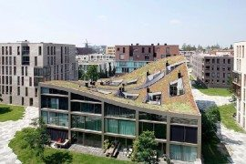 Impressive Blok K in Amsterdam by NL Architects