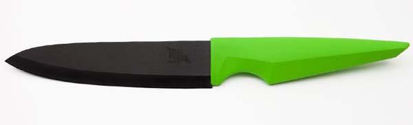 Ceramic Lime Chef's Knife (3)