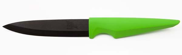 Ceramic Lime Utility Knife (2)
