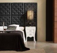 Chesterfield-Style Padded Wall Panels from Dreamwall 1
