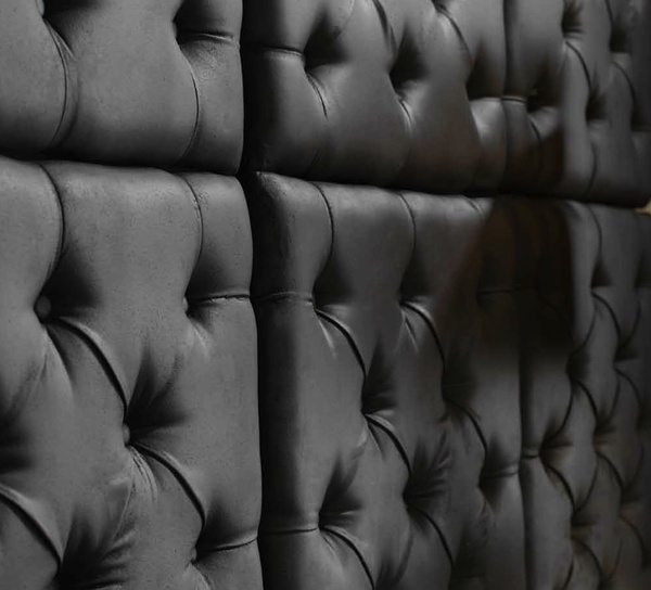 Chesterfield Style Padded Wall Panels from Dreamwall 2 Trendy Wall Panels from Dreamwall