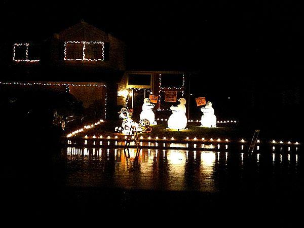 Christmas Yard Decorations 1