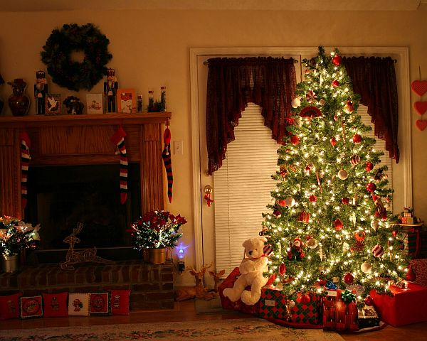 Christmas tree ideas 1 Christmas Tree Ideas: How to Decorate a Christmas Tree