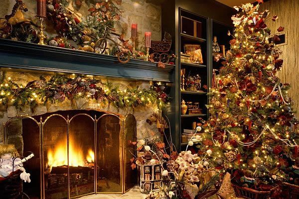 How To Decorate A Room For Xmas Without Tinsel