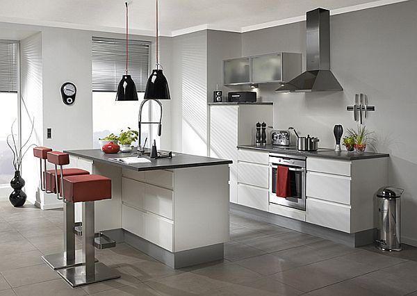 Chrome Kitchen
