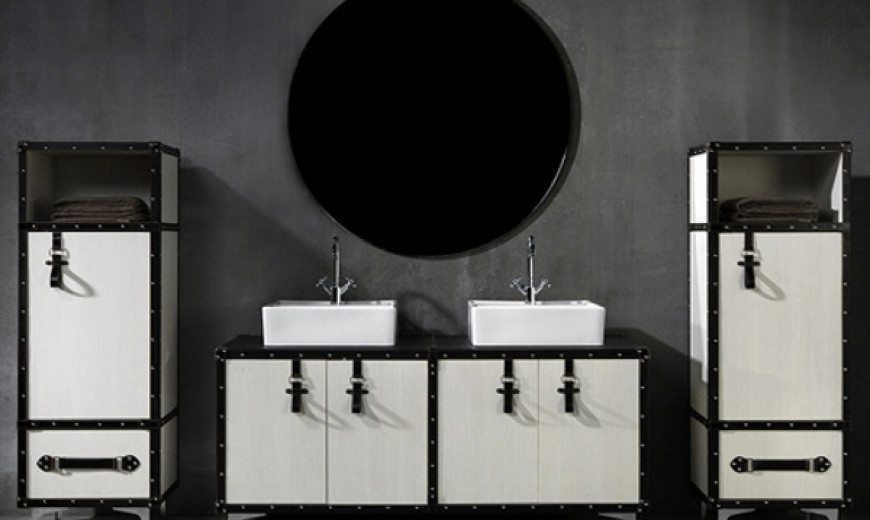 Unique Bathroom Furniture by Collection Alexandra
