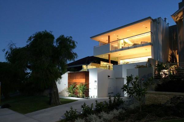 Cottesloe House by Paul Burnham Architect 1