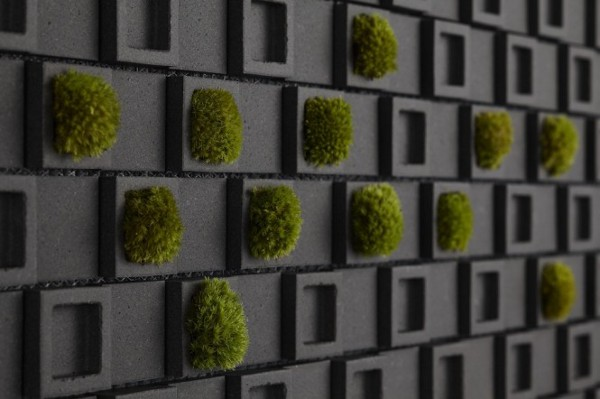 Creative Wall Tiles From Japan 1