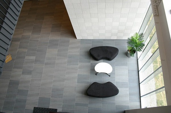 Creative Wall Tiles From Japan 10  INAX Dent Cube Adds Style to Your Wall