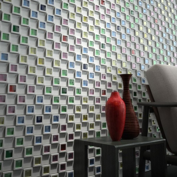 Creative Wall Tiles From Japan 3