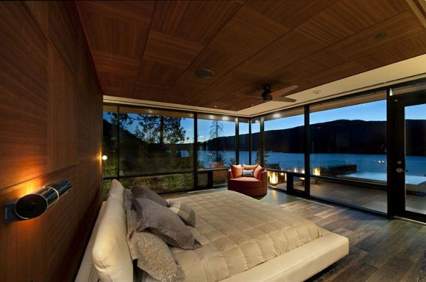 Custom Private Home in British Columbia by David Tyrell Architecture 22 Trendy Custom Private Home Offers Cool Comfort with all Luxury