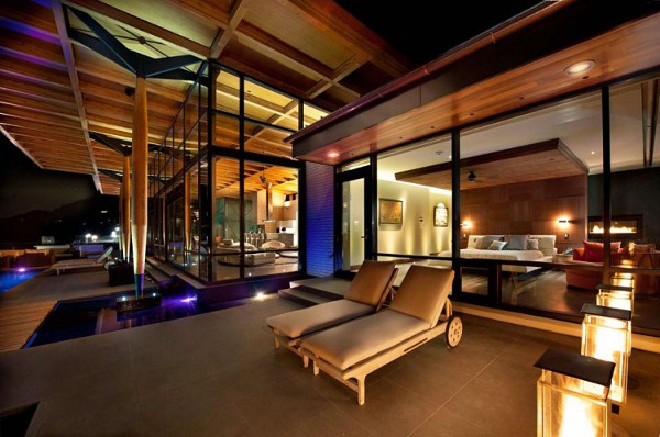 Custom Private Home in British Columbia by David Tyrell Architecture 6
