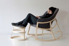 Comfortable and well-desingned Dancing Chair
