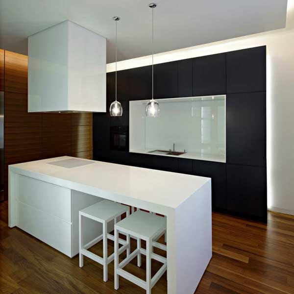Downtown Apartment in Zagreb 2 Sophisticated modern Downtown Apartment in Zagreb