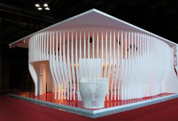 Extra ordinary Pavilion by Riccardo Giovanetti 1 Extra ordinary Pavilion by Riccardo Giovanetti
