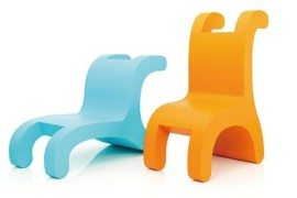 Fun Flip Chair Series from Daisuke Motogi Architecture