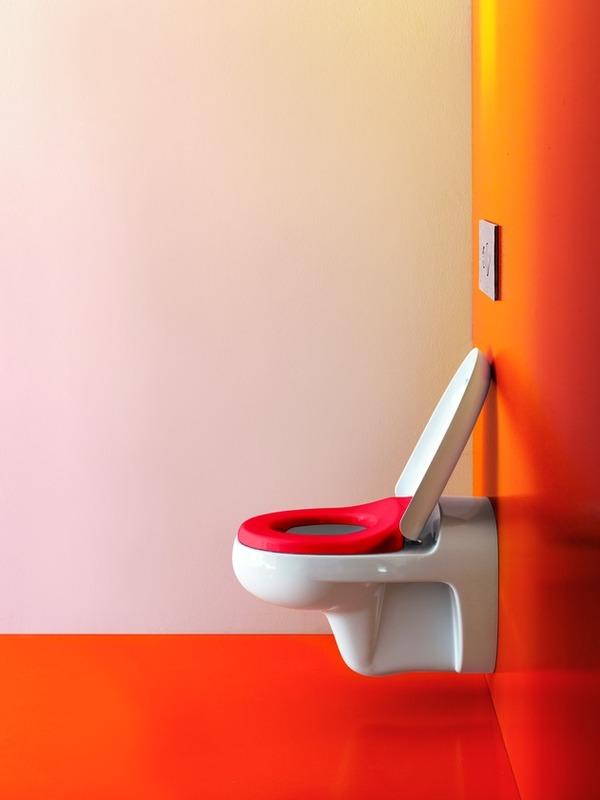 Diseno De Baños De Ninos:Colorful Kids Bathroom Ideas