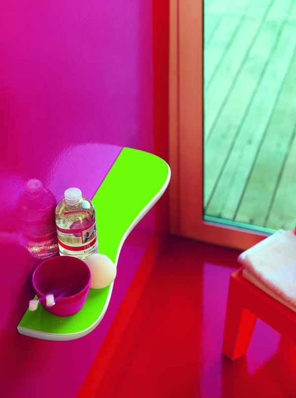 Florakids Bathroom by Laufen 11 Playful and Colourful Bathroom Exclusively For Children by Laufen